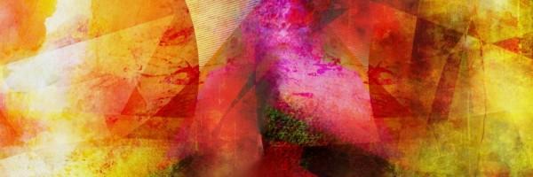 """Leinwandbild """"Abstract 111"""""""