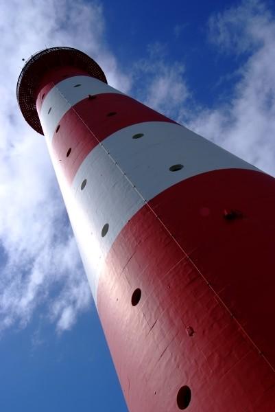 "Leinwandbild ""Leuchtturm"""