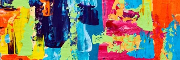 """Leinwandbild """"Abstract 222"""""""